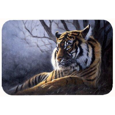 Bengal Tiger by Daphne Baxter Kitchen/Bath Mat Size: 20 W x 30 L
