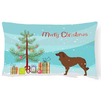 Portuguese Sheepdog Indoor/Outdoor Lumbar Pillow