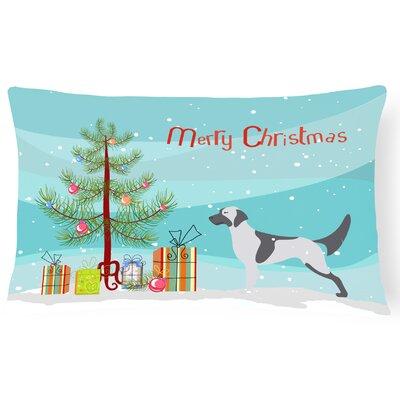 English Setter Indoor/Outdoor Lumbar Pillow