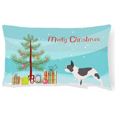 French Bulldog Indoor/Outdoor Lumbar Pillow
