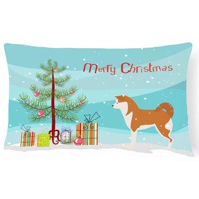 Akita Indoor/Outdoor Lumbar Pillow