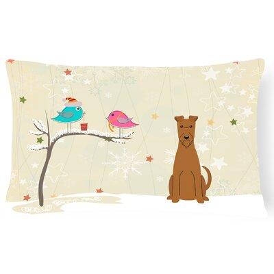 Christmas Indoor/Outdoor Lumbar Pillow