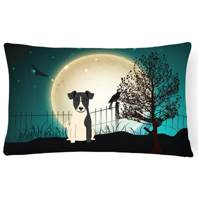 Halloween Indoor/Outdoor Lumbar Pillow