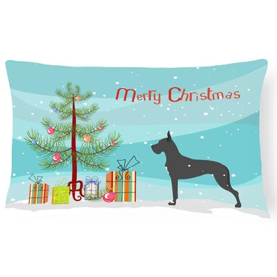 Great Dane Indoor/Outdoor Lumbar Pillow