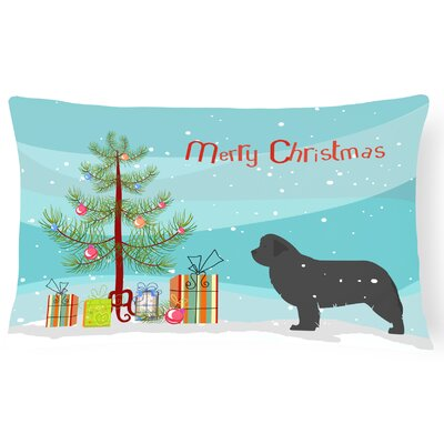 Newfoundland Indoor/Outdoor Lumbar Pillow