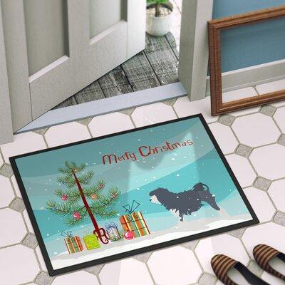 Lowchen Door Mat Mat Size: 16 x 23