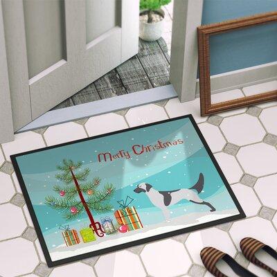English Setter Door Mat Mat Size: 16 x 2 3