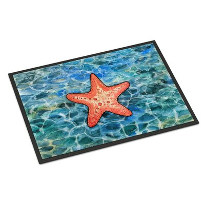 Starfish Indoor/Outdoor Doormat