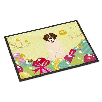 Easter Eggs Moscow Watchdog Indoor/Outdoor Doormat