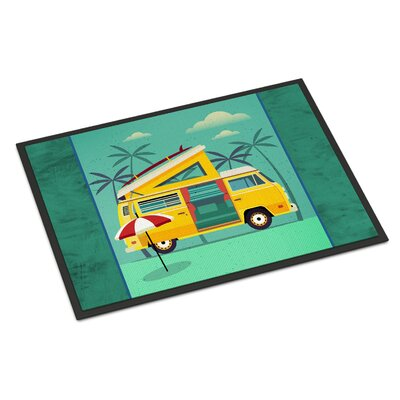 Greatest Adventure Camper Van Indoor/Outdoor Doormat
