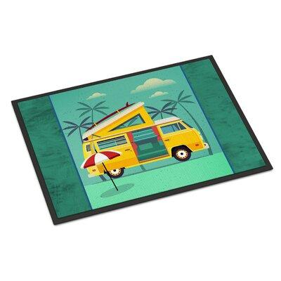 Greatest Adventure Camper Van Indoor/Outdoor Doormat