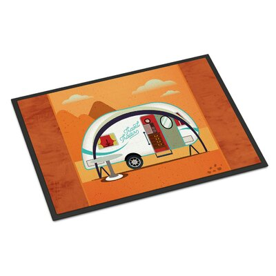 Greatest New Camper Indoor/Outdoor Doormat