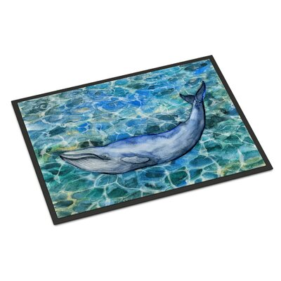Humpback Whale Indoor/Outdoor Doormat