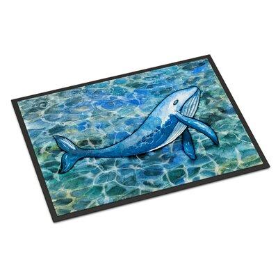Humpback Whale Indoor/Outdoor Doormat