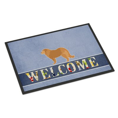 Caucasian Shepherd Dog Indoor/Outdoor Doormat