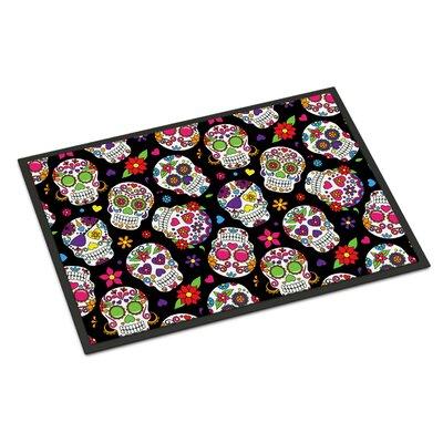 Indoor/Outdoor Doormat Color: Black