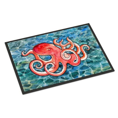 Octopus Indoor/Outdoor Doormat