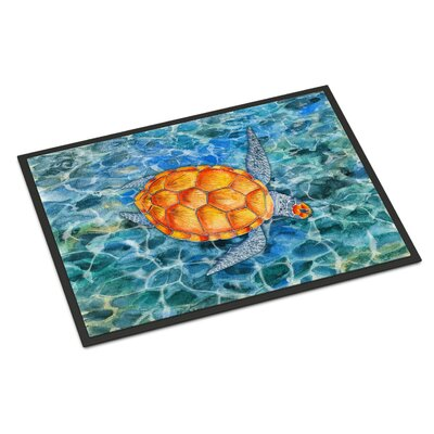 Sea Turtle Indoor/Outdoor Doormat