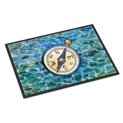 Compass Indoor/Outdoor Doormat