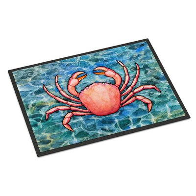 Crab Indoor/Outdoor Doormat