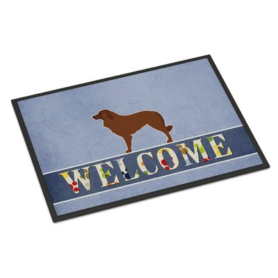 Portuguese Sheepdog Dog Indoor/Outdoor Doormat