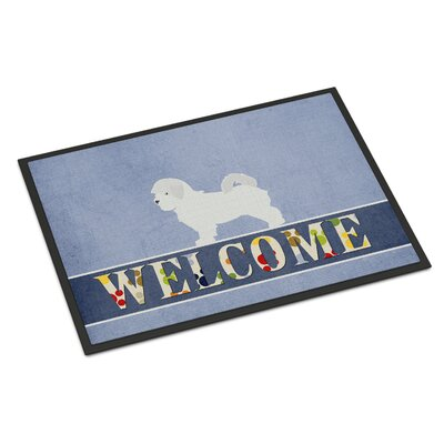 Maltese Indoor/Outdoor Doormat