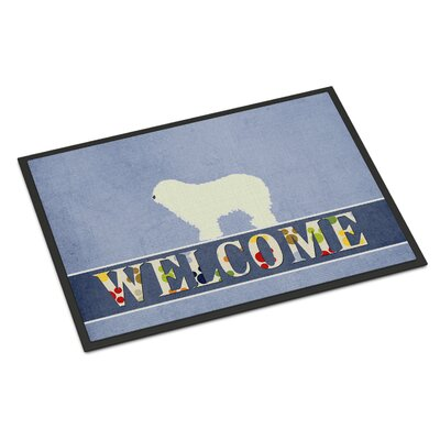 Komondor Indoor/Outdoor Doormat