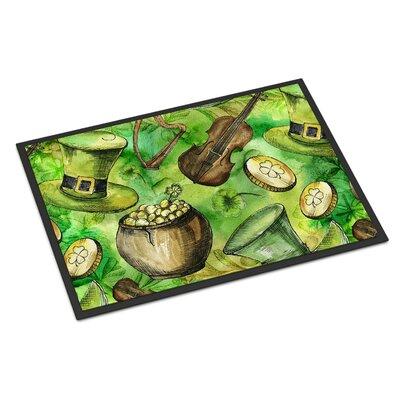 Luck of the Irish Indoor/Outdoor Doormat