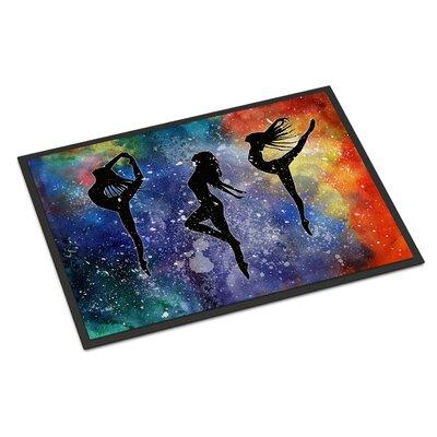 Dancers Indoor/Outdoor Doormat