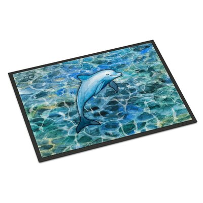 Dolphin Indoor/Outdoor Doormat