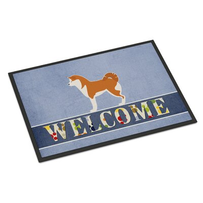 Akita Indoor/Outdoor Doormat