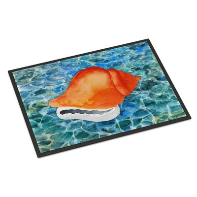 Sea Shell Indoor/Outdoor Doormat
