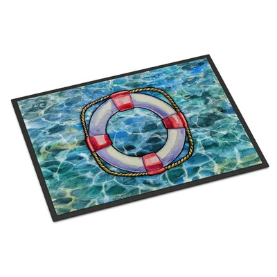 Life Saver Indoor/Outdoor Doormat