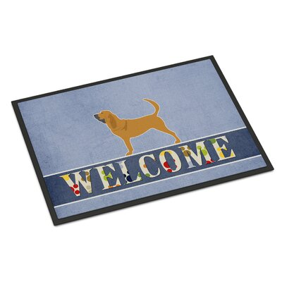 Bloodhound Indoor/Outdoor Doormat