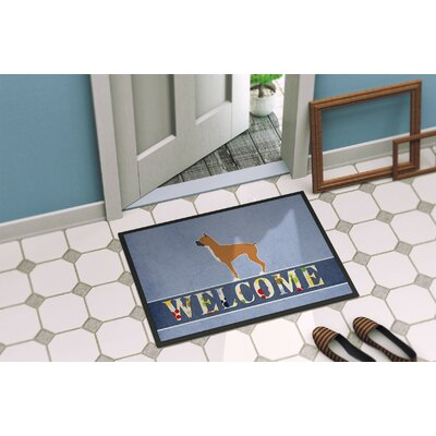 Boxer Indoor/Outdoor Doormat
