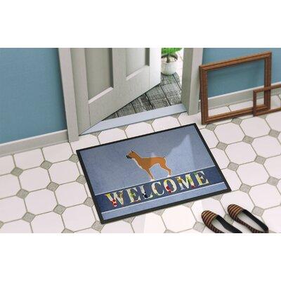 Boxer Indoor/Outdoor Doormat