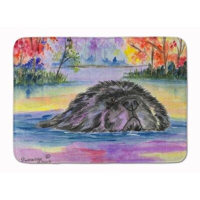 Newfoundland Memory Foam Bath Rug
