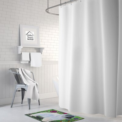 Janesville Keeshond Memory Foam Bath Rug