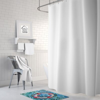 Life Saver Memory Foam Bath Rug