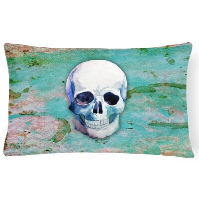 Skull Lumbar Pillow
