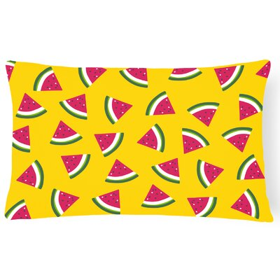 Watermelon Lumbar Pillow