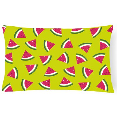 Nickelsville Watermelon Lumbar Pillow