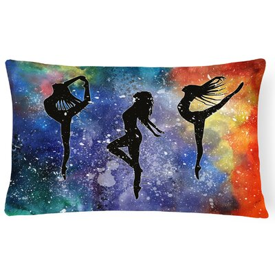 Dancers Lumbar Pillow