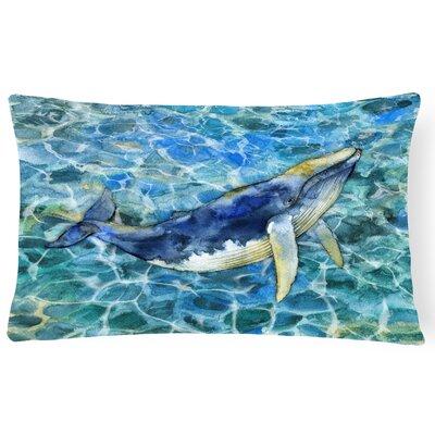 Clarendale Humpback Whale Lumbar Pillow