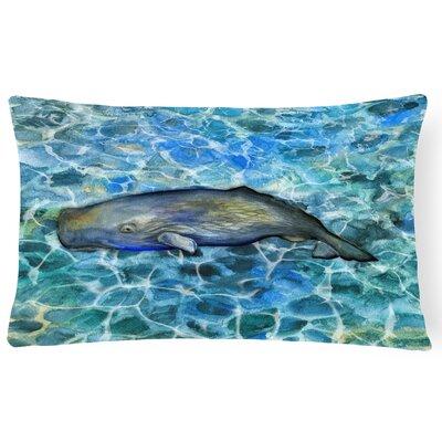 Clarinda Sperm Whale Cachalot Lumbar Pillow