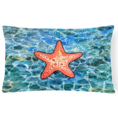 Claydon Starfish Lumbar Pillow