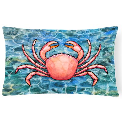 Clive Crab Lumbar Pillow