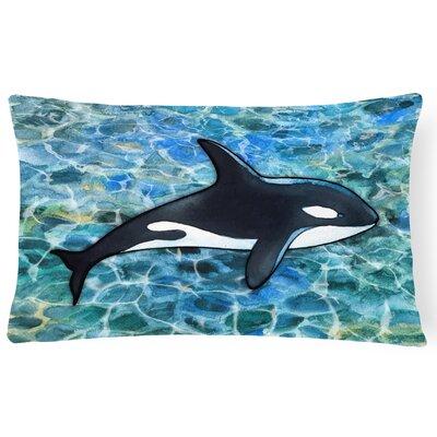 Cloverdale Killer Whale Orca Lumbar Pillow