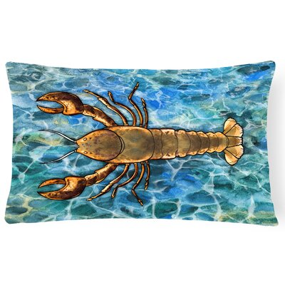 Colberg Lobster Lumbar Pillow