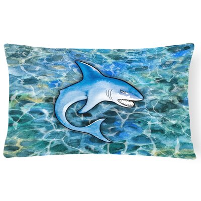 Colena Shark Lumbar Pillow